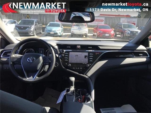 2019 Toyota Camry LE (Stk: 34160) in Newmarket - Image 12 of 17