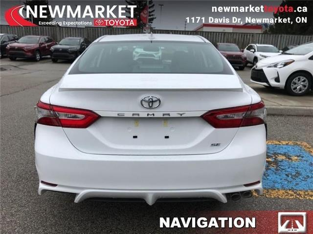 2019 Toyota Camry SE (Stk: 34161) in Newmarket - Image 4 of 18