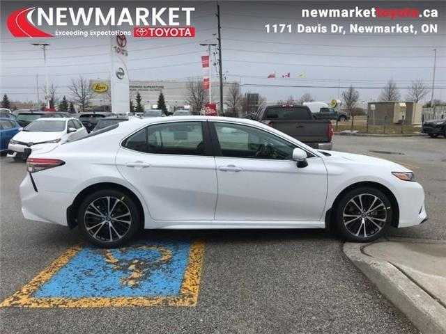 2019 Toyota Camry SE (Stk: 34161) in Newmarket - Image 6 of 18