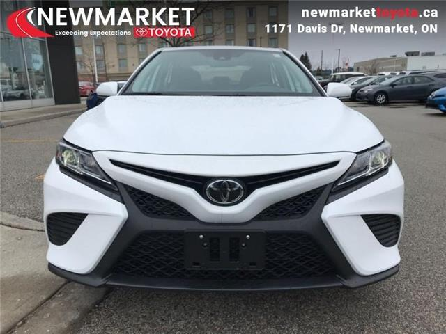 2019 Toyota Camry SE (Stk: 34161) in Newmarket - Image 8 of 18
