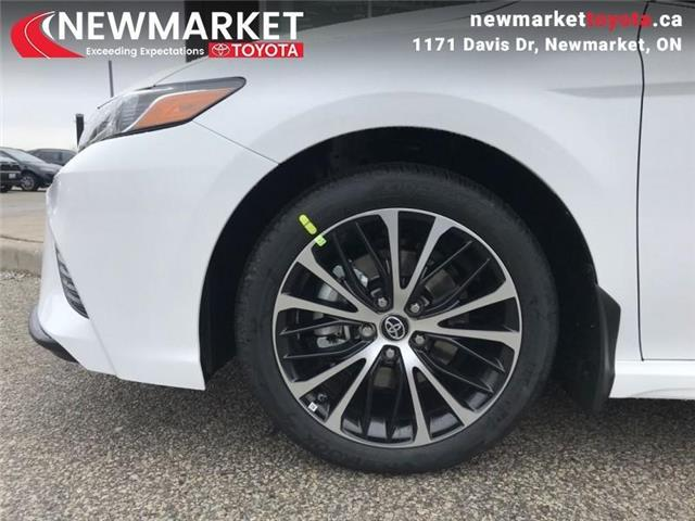 2019 Toyota Camry SE (Stk: 34161) in Newmarket - Image 9 of 18
