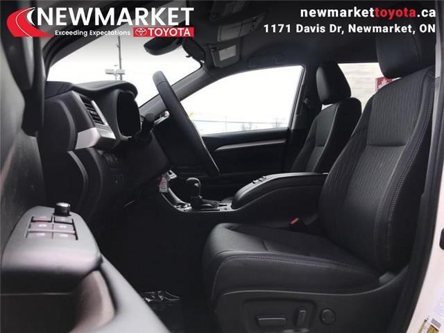2019 Toyota Highlander LE (Stk: 34165) in Newmarket - Image 12 of 18