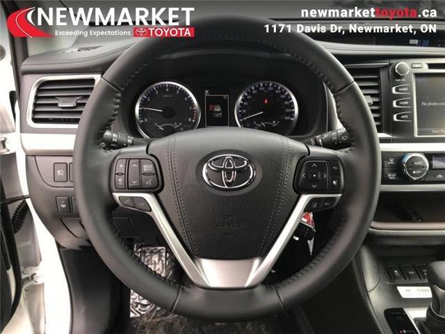 2019 Toyota Highlander LE (Stk: 34165) in Newmarket - Image 13 of 18