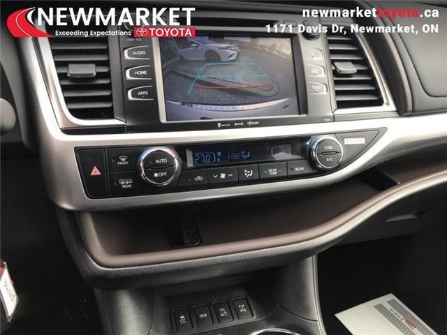 2019 Toyota Highlander LE (Stk: 34165) in Newmarket - Image 15 of 18