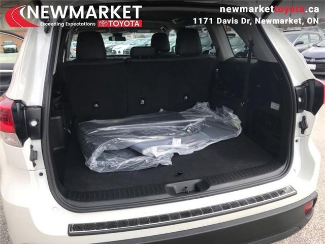 2019 Toyota Highlander LE (Stk: 34165) in Newmarket - Image 18 of 18