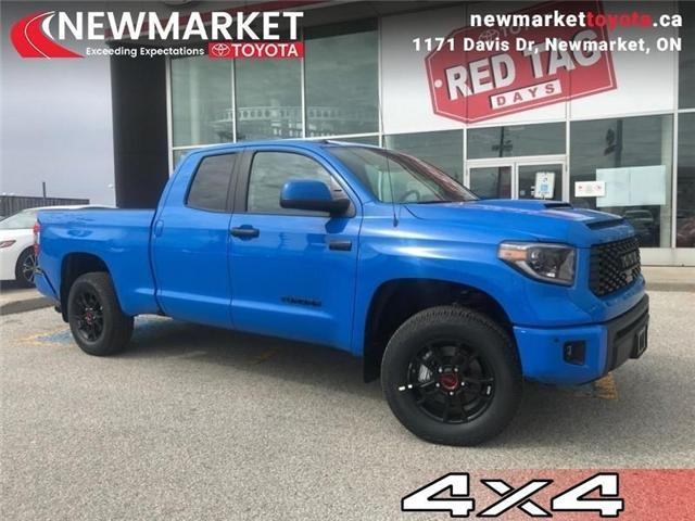 2019 Toyota Tundra SR5 Plus 5.7L V8 (Stk: 34176) in Newmarket - Image 1 of 19