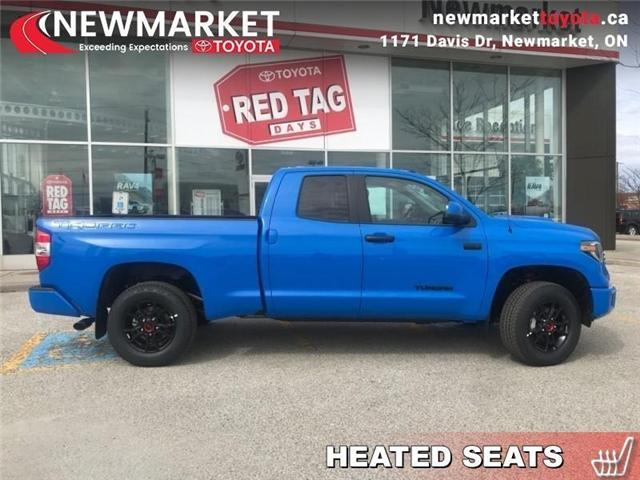 2019 Toyota Tundra SR5 Plus 5.7L V8 (Stk: 34176) in Newmarket - Image 2 of 19