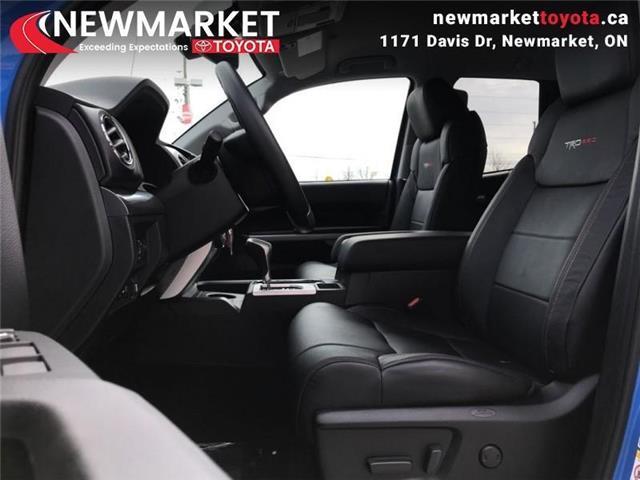 2019 Toyota Tundra SR5 Plus 5.7L V8 (Stk: 34176) in Newmarket - Image 12 of 19