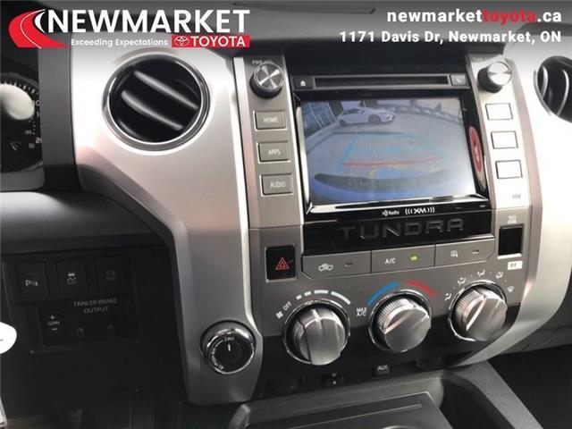 2019 Toyota Tundra SR5 Plus 5.7L V8 (Stk: 34176) in Newmarket - Image 17 of 19