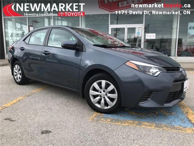 2015 Toyota Corolla LE (Stk: 5641) in Newmarket - Image 1 of 22