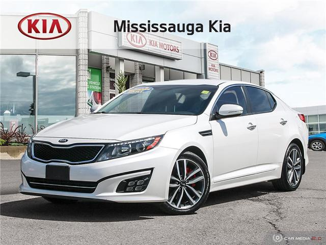 2014 Kia Optima SX (Stk: 9666PT) in Mississauga - Image 1 of 26