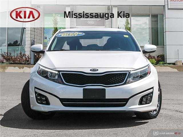 2014 Kia Optima SX (Stk: 9666PT) in Mississauga - Image 2 of 26