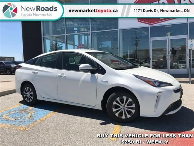 2019 Toyota Prius Technology (Stk: 34201) in Newmarket - Image 1 of 18