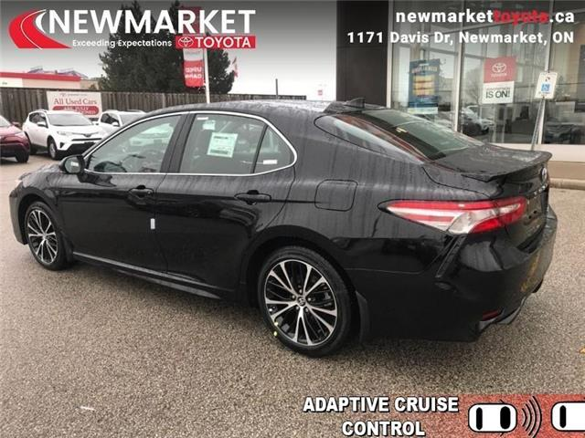 2019 Toyota Camry SE (Stk: 34208) in Newmarket - Image 3 of 18