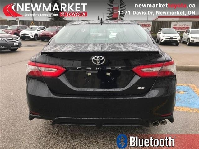 2019 Toyota Camry SE (Stk: 34208) in Newmarket - Image 4 of 18
