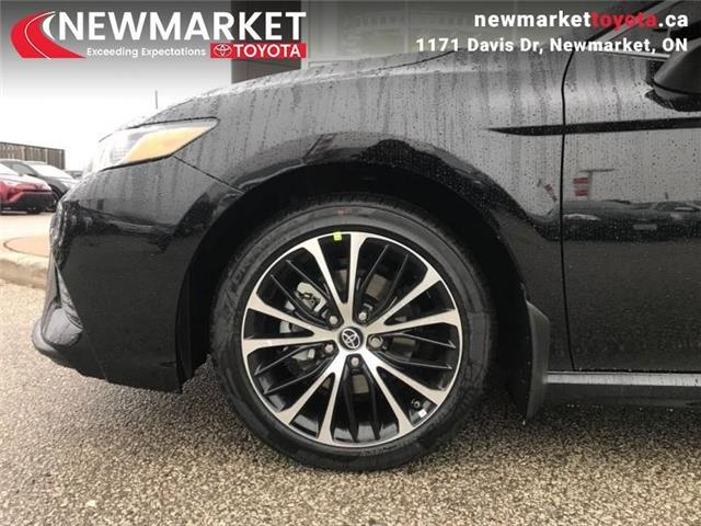 2019 Toyota Camry SE (Stk: 34208) in Newmarket - Image 9 of 18