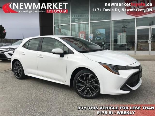 2019 Toyota Corolla Hatchback Base (Stk: 34207) in Newmarket - Image 1 of 17