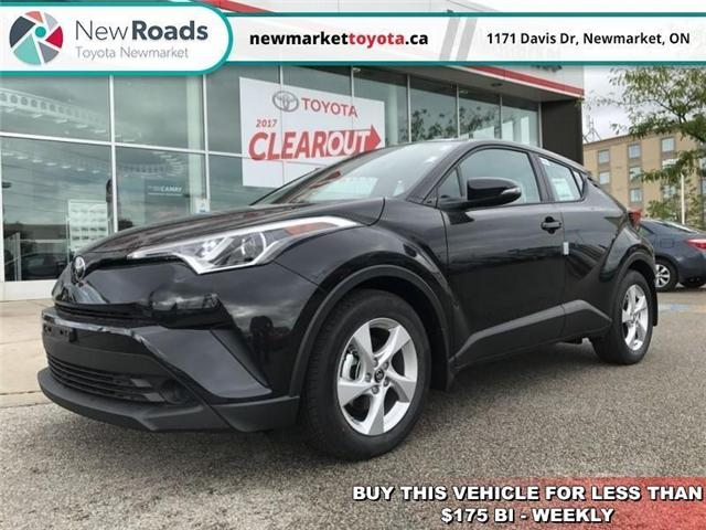 2019 Toyota C-HR XLE (Stk: 34239) in Newmarket - Image 1 of 17