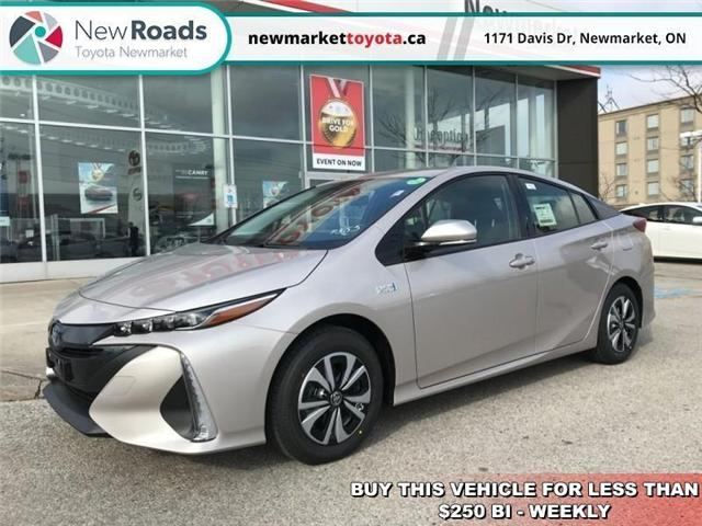 2019 Toyota Prius Prime Base (Stk: 34250) in Newmarket - Image 1 of 18