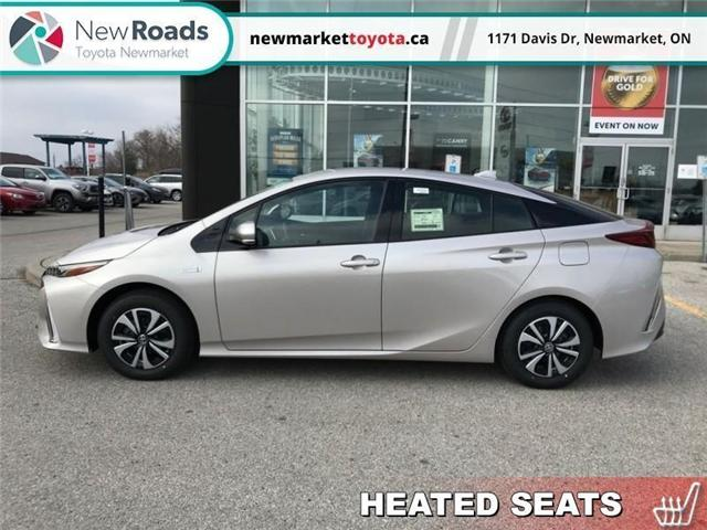 2019 Toyota Prius Prime Base (Stk: 34250) in Newmarket - Image 2 of 18