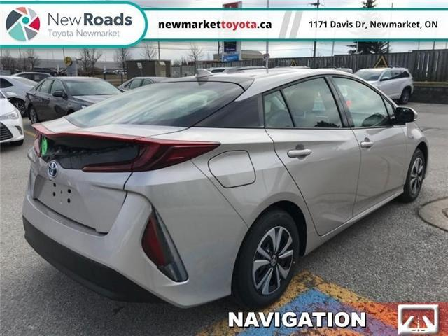 2019 Toyota Prius Prime Base (Stk: 34250) in Newmarket - Image 5 of 18
