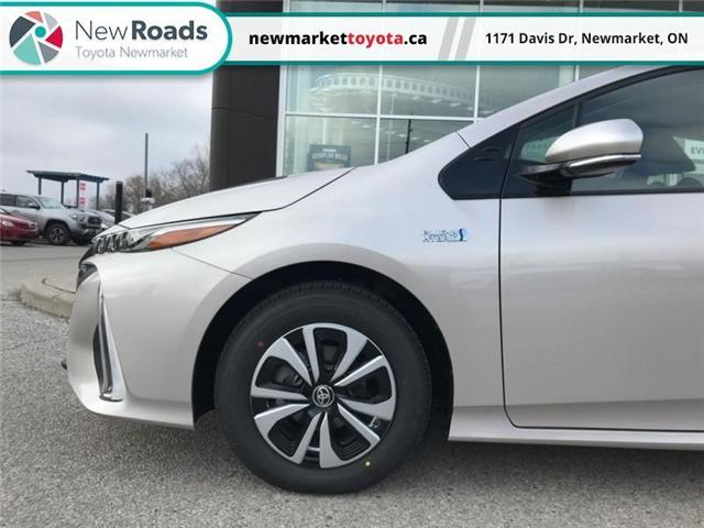 2019 Toyota Prius Prime Base (Stk: 34250) in Newmarket - Image 9 of 18