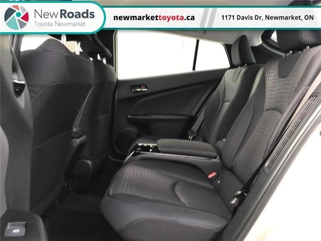 2019 Toyota Prius Prime Base (Stk: 34250) in Newmarket - Image 16 of 18