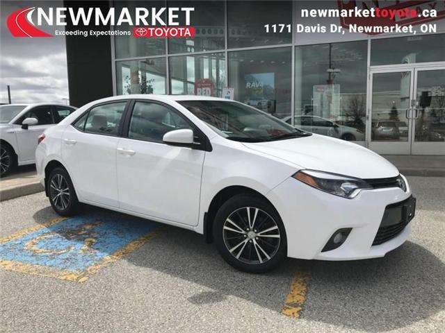 2016 Toyota Corolla LE (Stk: 339521) in Newmarket - Image 1 of 17