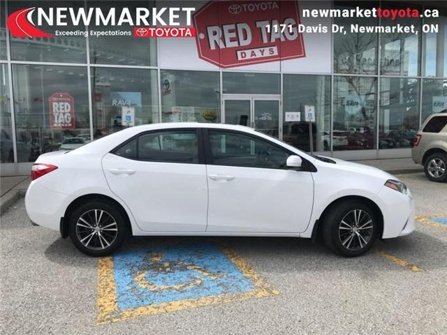 2016 Toyota Corolla LE (Stk: 339521) in Newmarket - Image 2 of 17