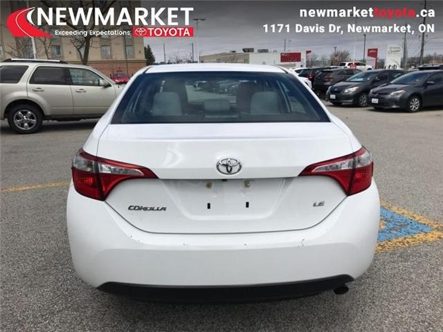 2016 Toyota Corolla LE (Stk: 339521) in Newmarket - Image 4 of 17