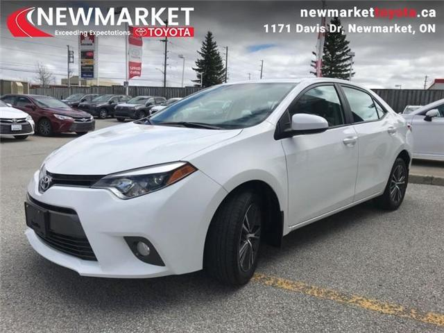 2016 Toyota Corolla LE (Stk: 339521) in Newmarket - Image 7 of 17