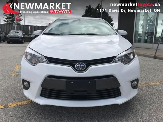 2016 Toyota Corolla LE (Stk: 339521) in Newmarket - Image 8 of 17