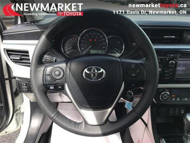 2016 Toyota Corolla LE (Stk: 339521) in Newmarket - Image 13 of 17