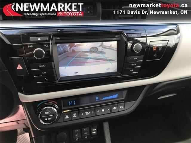 2016 Toyota Corolla LE (Stk: 339521) in Newmarket - Image 15 of 17