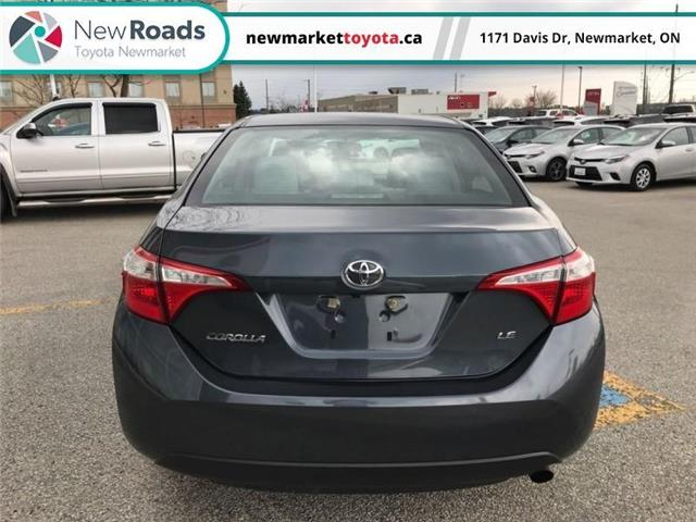 2015 Toyota Corolla LE (Stk: 339201) in Newmarket - Image 4 of 16
