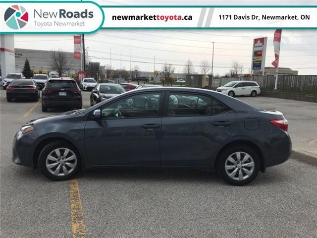 2015 Toyota Corolla LE (Stk: 339201) in Newmarket - Image 6 of 16