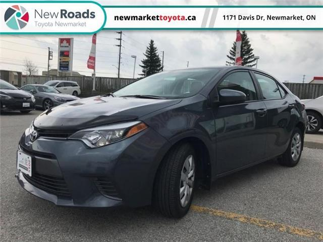 2015 Toyota Corolla LE (Stk: 339201) in Newmarket - Image 7 of 16