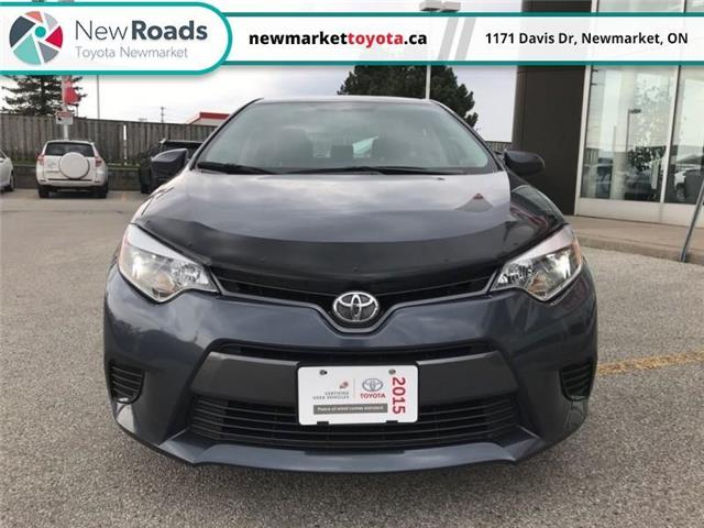 2015 Toyota Corolla LE (Stk: 339201) in Newmarket - Image 8 of 16