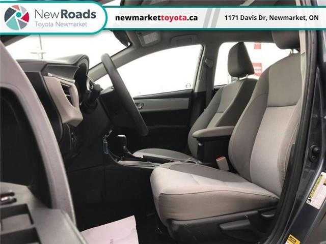 2015 Toyota Corolla LE (Stk: 339201) in Newmarket - Image 9 of 16