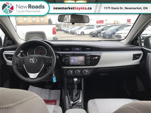 2015 Toyota Corolla LE (Stk: 339201) in Newmarket - Image 11 of 16