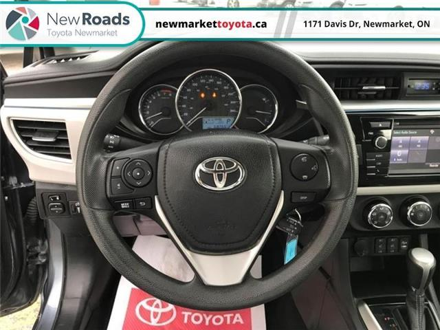 2015 Toyota Corolla LE (Stk: 339201) in Newmarket - Image 12 of 16