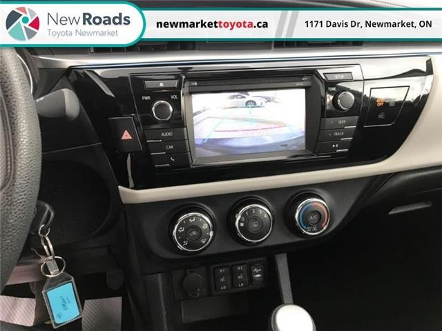 2015 Toyota Corolla LE (Stk: 339201) in Newmarket - Image 14 of 16