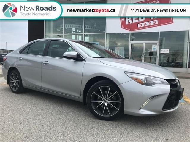 2015 Toyota Camry XSE (Stk: 342171) in Newmarket - Image 1 of 24