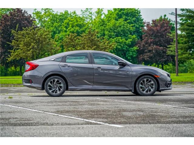 2017 Honda Civic EX (Stk: T5157) in Niagara Falls - Image 2 of 15
