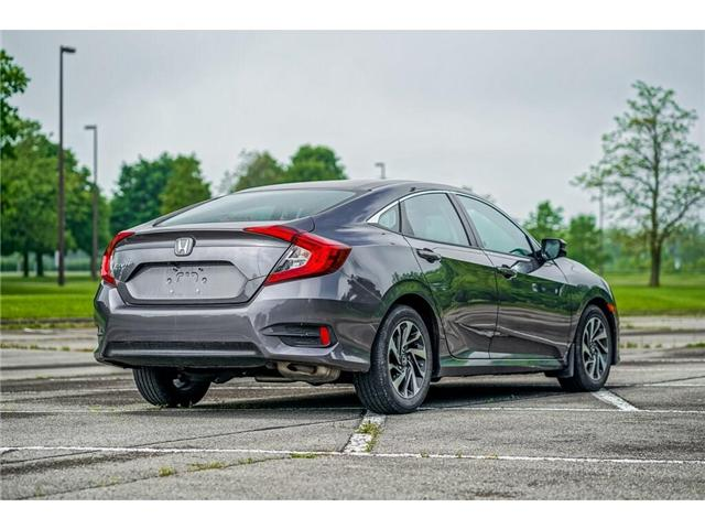 2017 Honda Civic EX (Stk: T5157) in Niagara Falls - Image 3 of 15