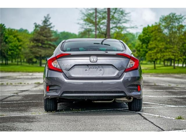 2017 Honda Civic EX (Stk: T5157) in Niagara Falls - Image 5 of 15