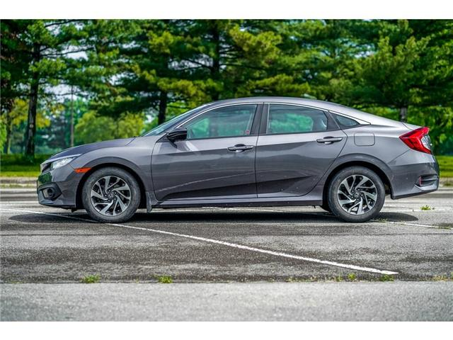 2017 Honda Civic EX (Stk: T5157) in Niagara Falls - Image 6 of 15