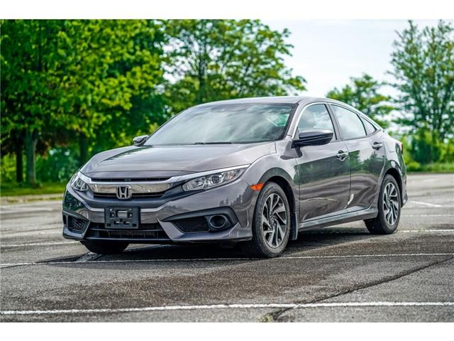 2017 Honda Civic EX (Stk: T5157) in Niagara Falls - Image 7 of 15