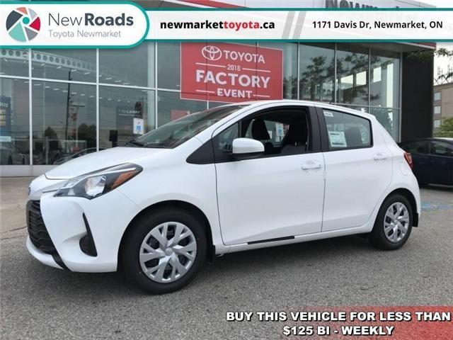 2019 Toyota Yaris LE (Stk: 34256) in Newmarket - Image 1 of 18