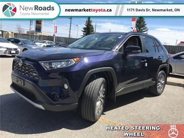 2019 Toyota RAV4 Limited (Stk: 34265) in Newmarket - Image 7 of 21